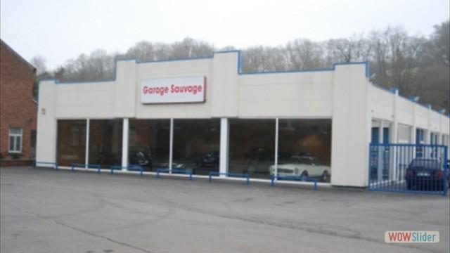 Garage sauvage mercedes ind pendant for Garage mercedes corse